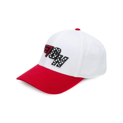 Tommy Hilfiger gorra de béisbol de Tommy x Gigi - Blanco
