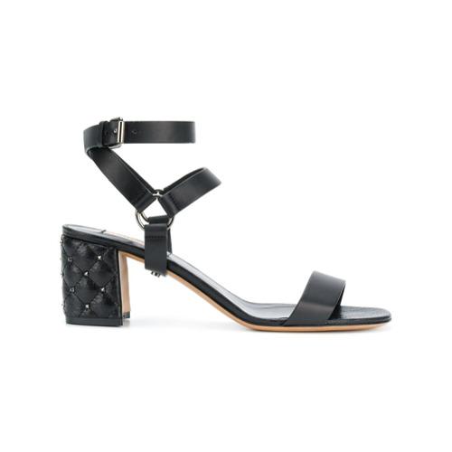 Imagen principal de producto de Valentino Valentino Garavani Rockstud spike sandals - Negro - Valentino