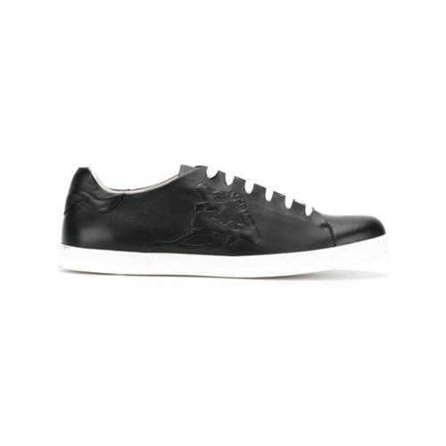 Imagen principal de producto de Emporio Armani zapatillas con cordones - Negro - Emporio Armani