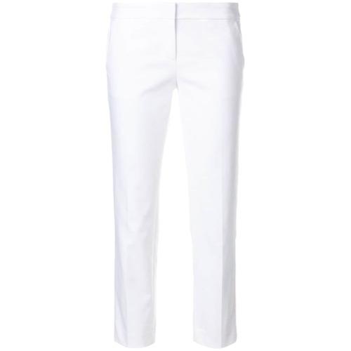 Imagen principal de producto de Michael Michael Kors pantalones capri - Blanco - MICHAEL Michael Kors