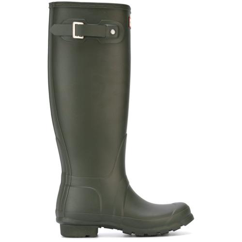 Imagen principal de producto de Hunter botas de goma - Verde - Hunter