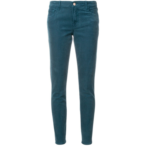 Imagen principal de producto de J Brand pantalones pitillo - Azul - J Brand