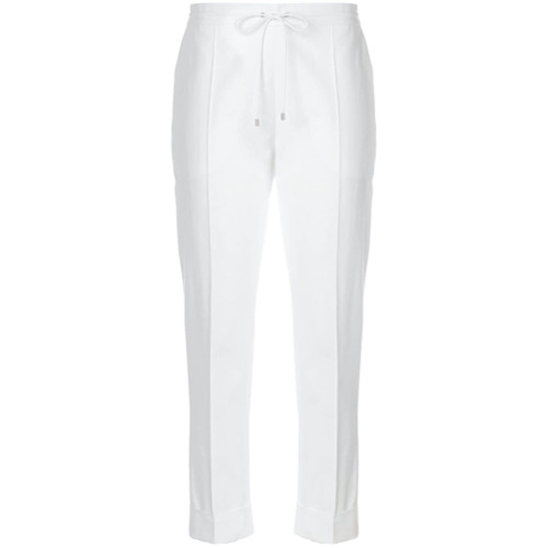 Imagen principal de producto de Kenzo pantalones de estilo capri - Blanco - Kenzo