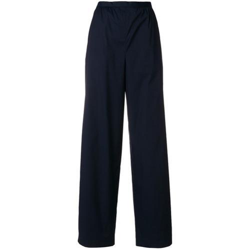 Imagen principal de producto de Prada pantalones de corte ancho - Azul - Prada