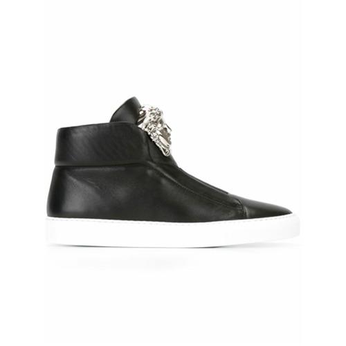 Imagen principal de producto de Versace zapatillas altas Palazzo Medusa - Negro - Versace