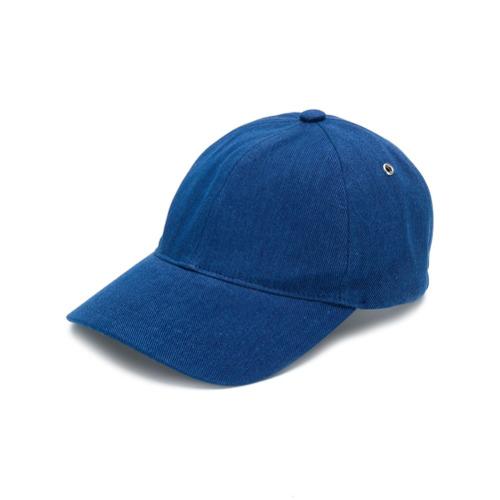 A.P.C. gorra vaquera - Azul