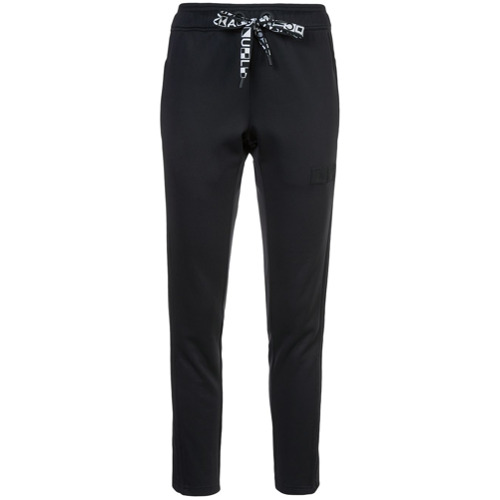Imagen principal de producto de Proenza Schouler pantalones de chándal PSWL - Negro - Proenza Schouler