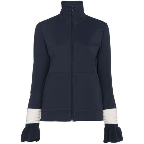 Imagen principal de producto de Ganni chaqueta Presbourg - Azul - Ganni