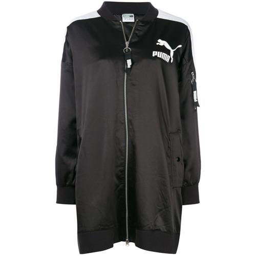 Imagen principal de producto de Puma chaqueta bomber Archive T7 larga - Negro - Puma