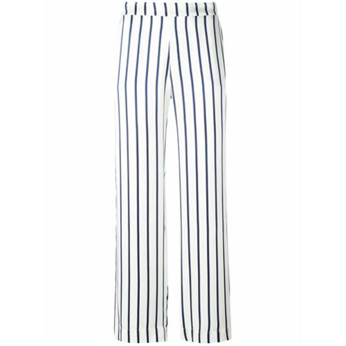 Imagen principal de producto de Asceno pantalones de pijama Modern - Blanco - ASCENO