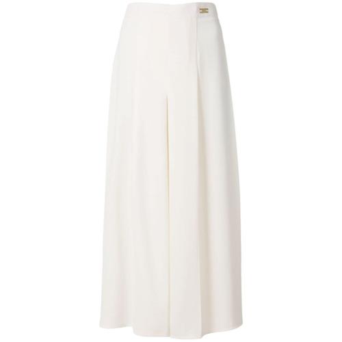 Imagen principal de producto de Elisabetta Franchi cropped trousers - Blanco - Elisabetta Franchi