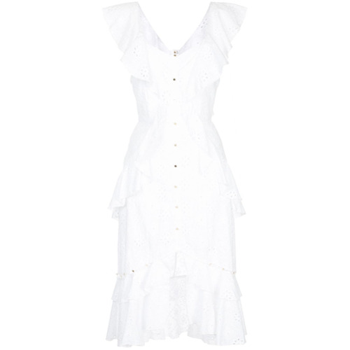 Imagen principal de producto de Alice Mccall vestido Clair De Lune - Blanco - Alice McCall