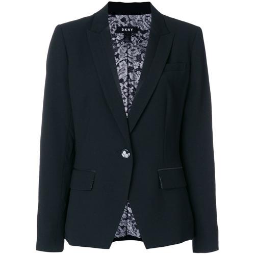 Imagen principal de producto de DKNY blazer clásico - Negro - DKNY