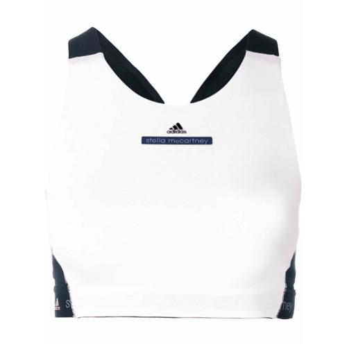 Imagen principal de producto de Adidas By Stella Mccartney sujetador deportivo HIIT - Blanco - Adidas