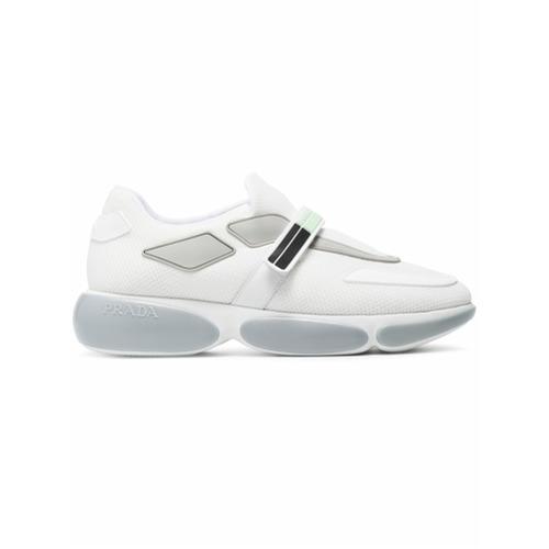 Imagen principal de producto de Prada zapatillas Cloudbust - Blanco - Prada