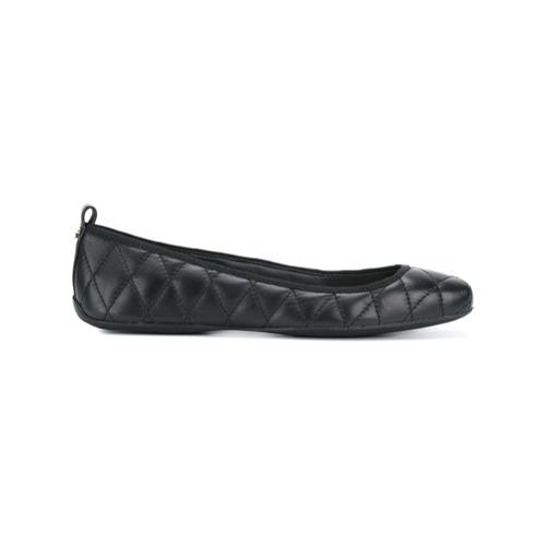 Imagen principal de producto de DKNY bailarinas planas acolchadas - Negro - DKNY
