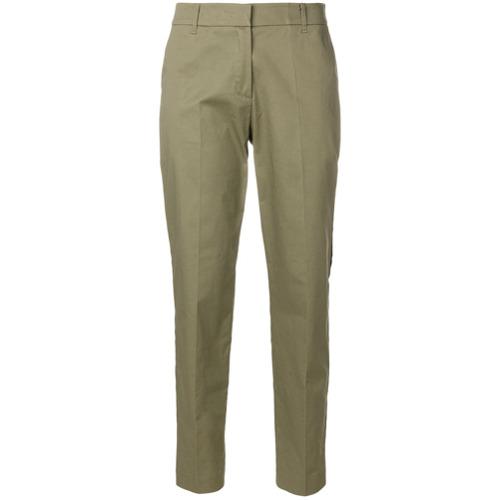 Imagen principal de producto de Essentiel Antwerp pantalones de vestir Pastor - Verde - Essentiel Antwerp