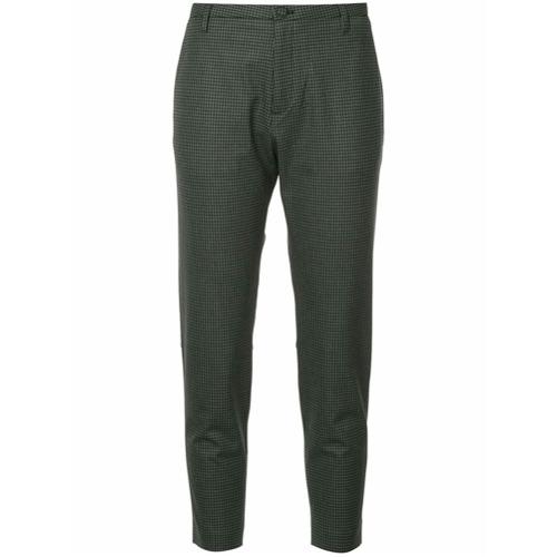 Imagen principal de producto de Hope pantalones a cuadros Krissy - Gris - Hope