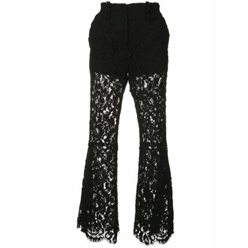Imagen principal de producto de Proenza Schouler Flared Pants - Negro - Proenza Schouler