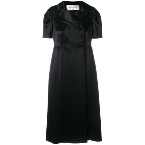 Imagen principal de producto de Valentino vestido con botones - Negro - Valentino