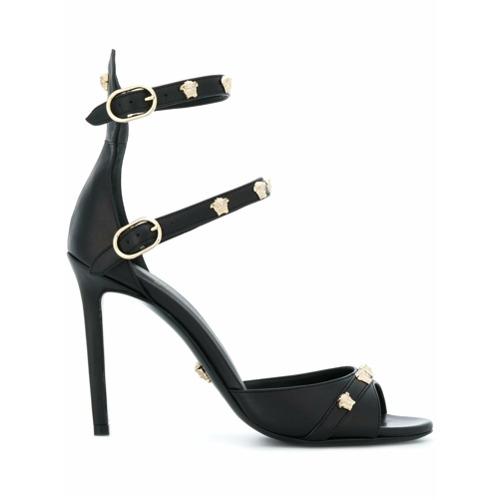 Imagen principal de producto de Versace sandalias Medusa - Negro - Versace