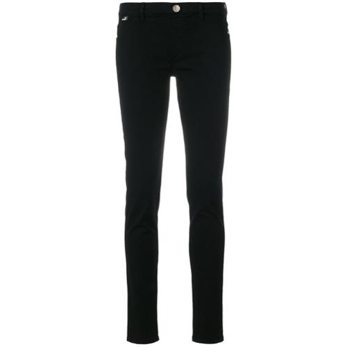 Imagen principal de producto de Love Moschino pantalones de corte slim - Negro - Moschino