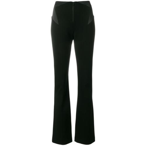 Imagen principal de producto de Karl Lagerfeld pantalones Ikonik Punto - Negro - KARL LAGERFELD