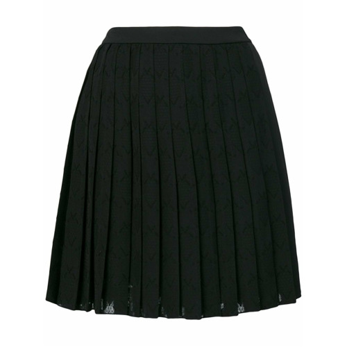 Imagen principal de producto de Versace Jeans falda plisada - Negro - Versace