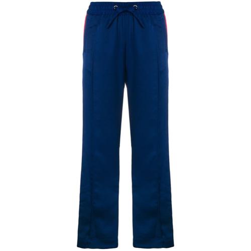 Imagen principal de producto de Baum Und Pferdgarten pantalones de chándal con cierre con lazo - Azul - Baum und Pferdgarten
