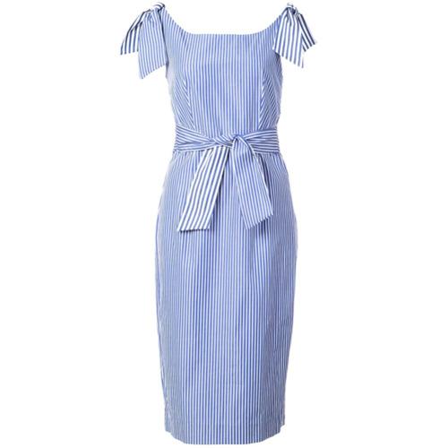 Imagen principal de producto de Milly vestido de tubo a rayas - Azul - Milly
