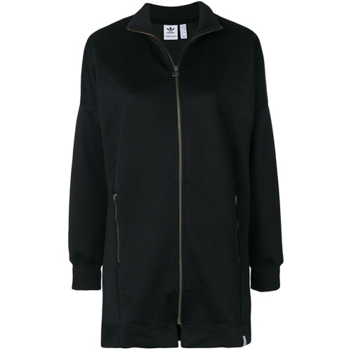 Imagen principal de producto de Adidas chaqueta de chándal larga - Negro - Adidas