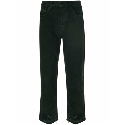 Imagen principal de producto de J Brand pantalones estilo capri - Negro - J Brand