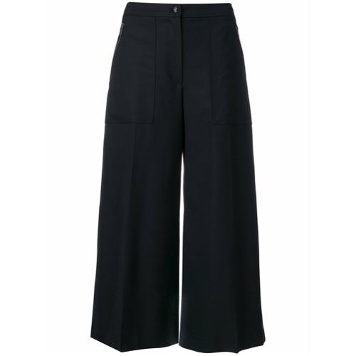 Imagen principal de producto de Kenzo culottes de pinzas - Negro - Kenzo