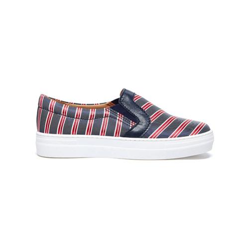 """Imagen principal de producto de Swear zapatillas slip-on """"Varsity"""" - Azul - Swear"""