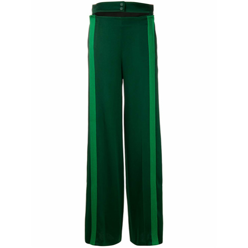 Imagen principal de producto de Valentino pantalones Hammered - Verde - Valentino