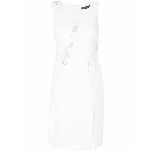 Imagen principal de producto de Versace vestido sin mangas - Blanco - Versace