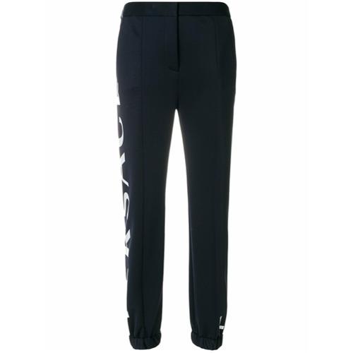 Imagen principal de producto de Versace joggers Love Manifesto con logo - Azul - Versace