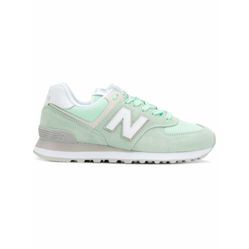 Imagen principal de producto de New Balance 574 sneakers - Verde - New Balance