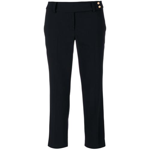 Imagen principal de producto de Michael Michael Kors pantalones de estilo capri - Negro - MICHAEL Michael Kors