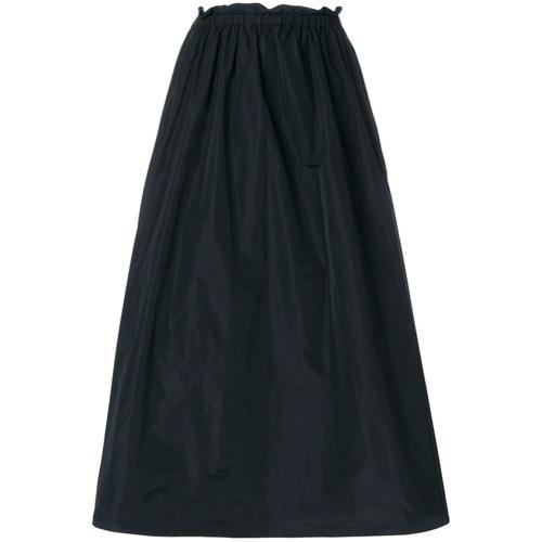 Imagen principal de producto de Kenzo falda larga con vuelo - Negro - Kenzo