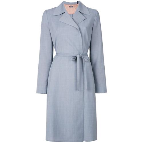 Imagen principal de producto de Jil Sander Navy abrigo con tiras - Azul - Jil Sander Navy
