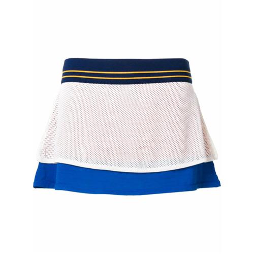 Imagen principal de producto de Adidas falda deportiva acampanada - Blanco - Adidas