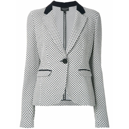 Imagen principal de producto de Emporio Armani chaqueta de vestir - Azul - Emporio Armani