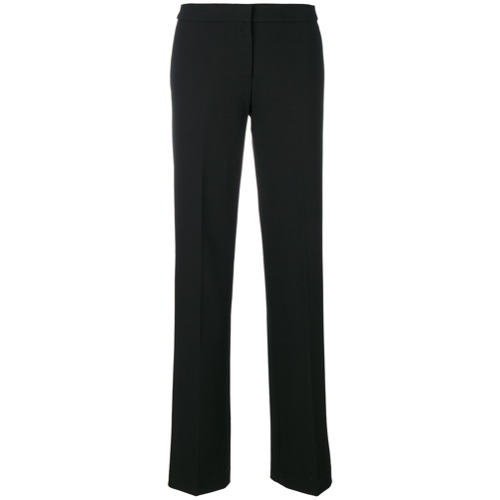 Imagen principal de producto de Michael Michael Kors pantalones rectos - Negro - MICHAEL Michael Kors