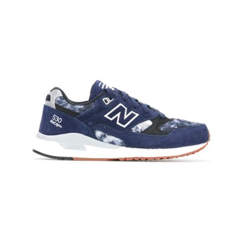 Imagen principal de producto de New Balance zapatillas con logo 530 Encap - Azul - New Balance