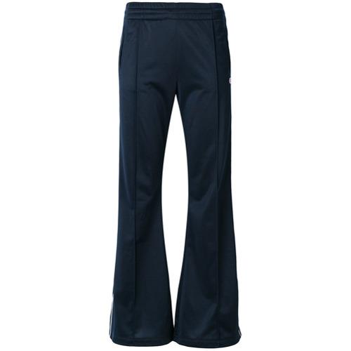 Imagen principal de producto de Champion pantalones de chándal acampanados - Azul - Champion