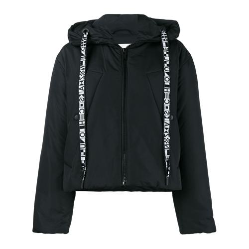 Imagen principal de producto de Proenza Schouler chaqueta acolchada PSWL con capucha - Negro - Proenza Schouler