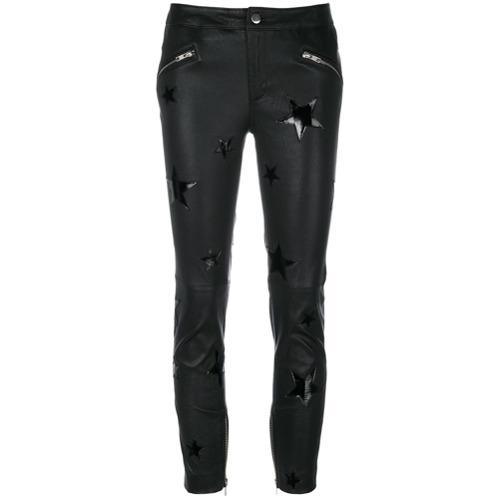 Imagen principal de producto de Zoe Karssen pantalones capri - Negro - Zoe Karssen