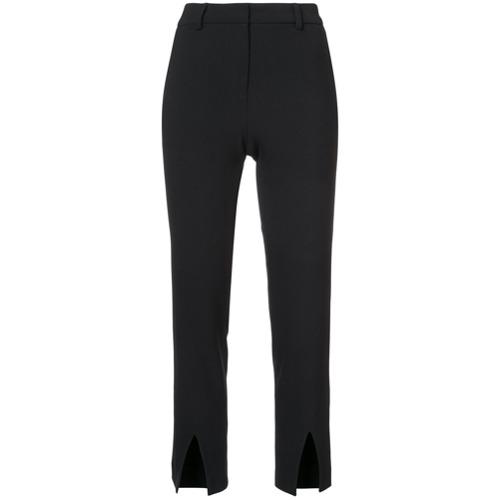 Imagen principal de producto de Zac Zac Posen pantalones con corte en la pernera Sasha - Negro - ZAC Zac Posen