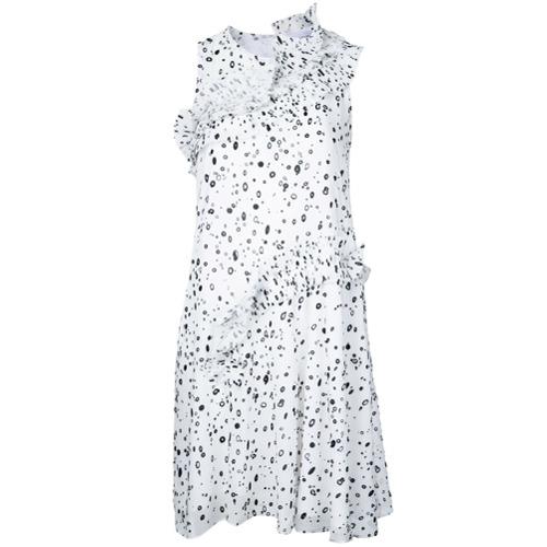 Imagen principal de producto de Carven vestido de lunares - Blanco - Carven